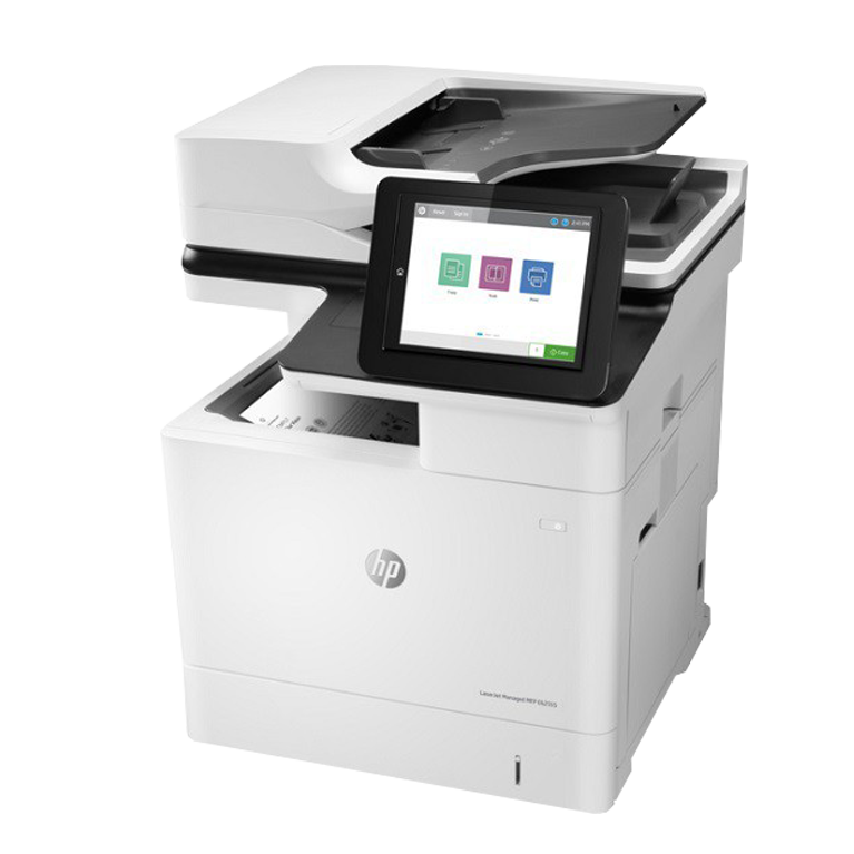 HP multifunción A4 LaserJet Managed E62555dn