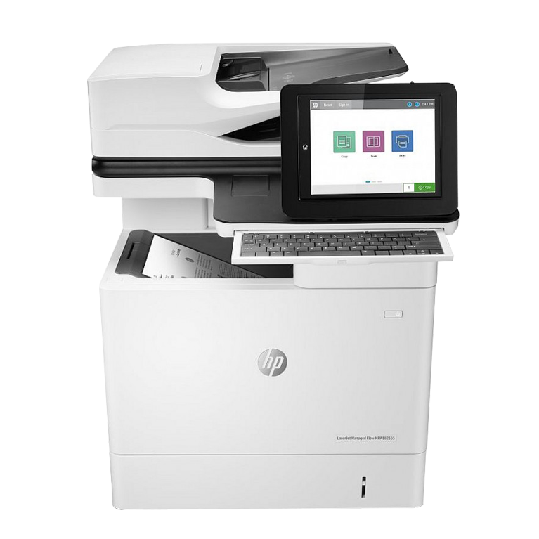 HP multifunción A4 LaserJet Managed E62565h