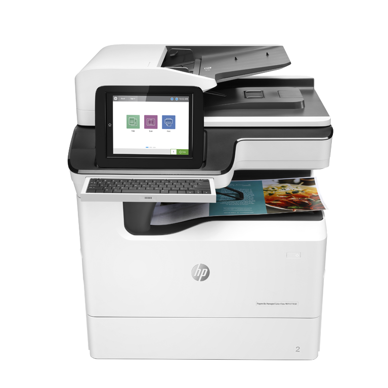 A3 HP LaserJet Managed 77650dn y dns