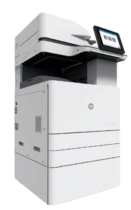 A3 HP LaserJet Managed 77825dn