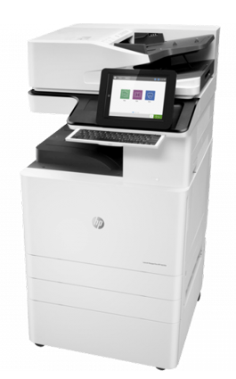 A3 HP Managed LaserJet y PageWide p82540z