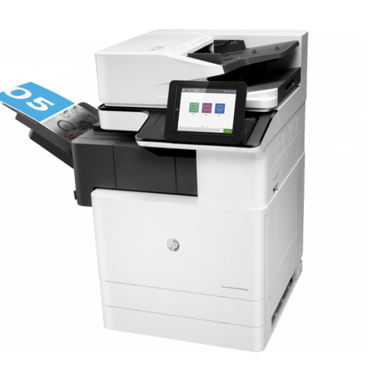 A3 HP Managed LaserJet y PageWide e87640dn