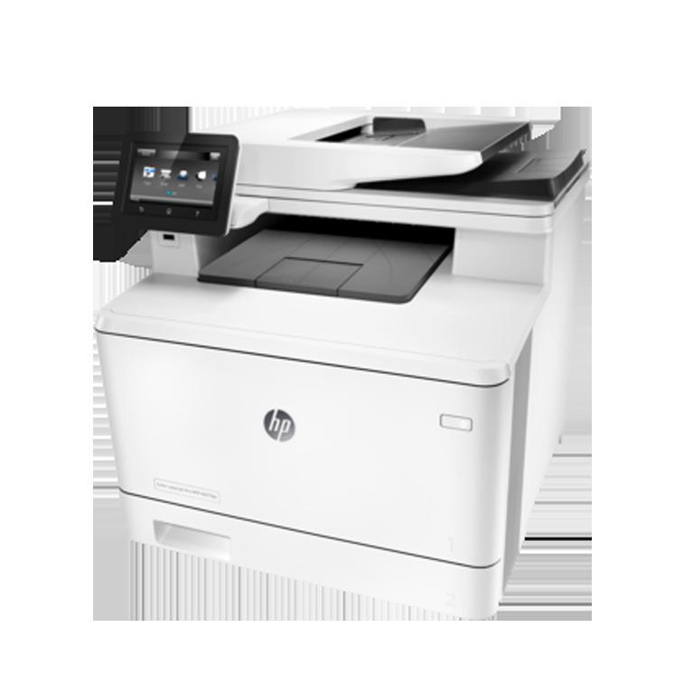 A4 HP LaserJet Pro M477fdn