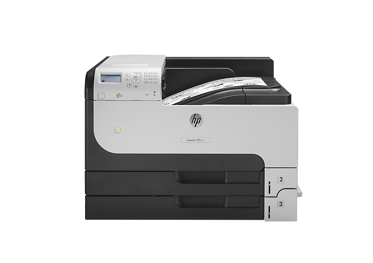HP A3 LaserJet Enterprise 700 M712dn