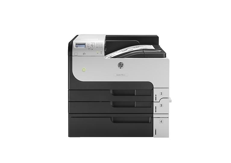 HP A3 LaserJet Enterprise 700 M712xh