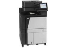HP LaserJet Enterprise Flow M880z+