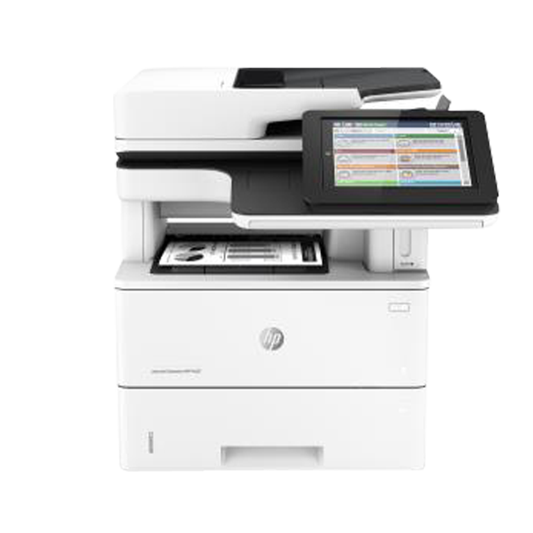 A4 multifunción HP LaserJet Managed M527cm