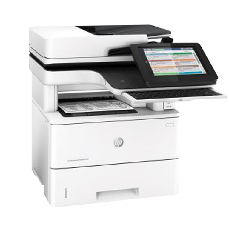 A4 multifunción HP LaserJet Managed M527dnm