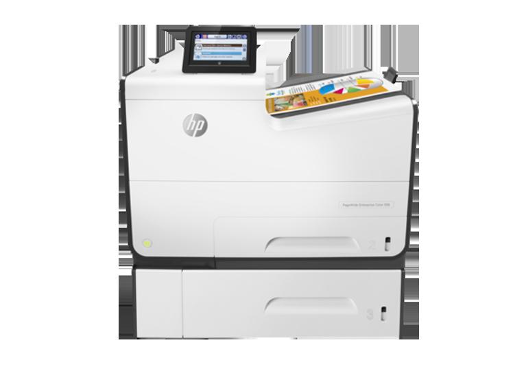 HP PageWide Enterprise de la serie 556xm