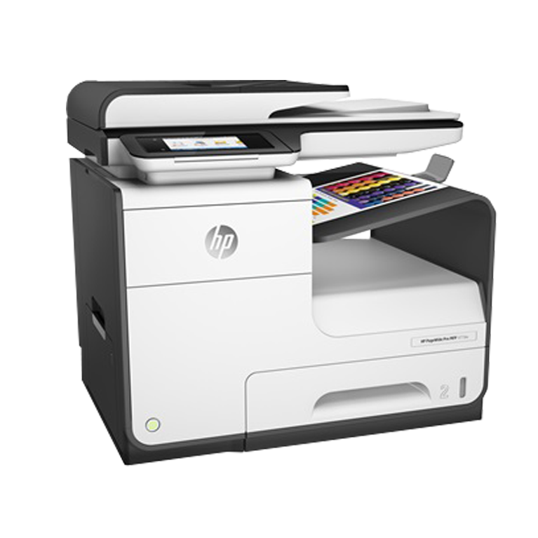 A4 HP PageWide Managed E58650dn