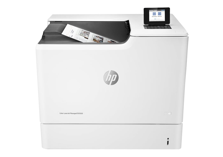 HP LaserJet Managed E65050dn