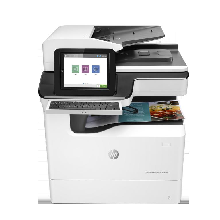 A3 HP LaserJet Managed 77650dn y dns