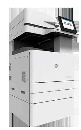 A3 HP LaserJet Managed 77825dn