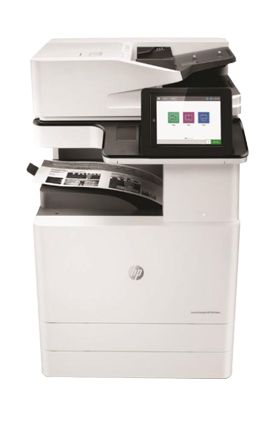 A3 HP Managed LaserJet y PageWide p82540dn