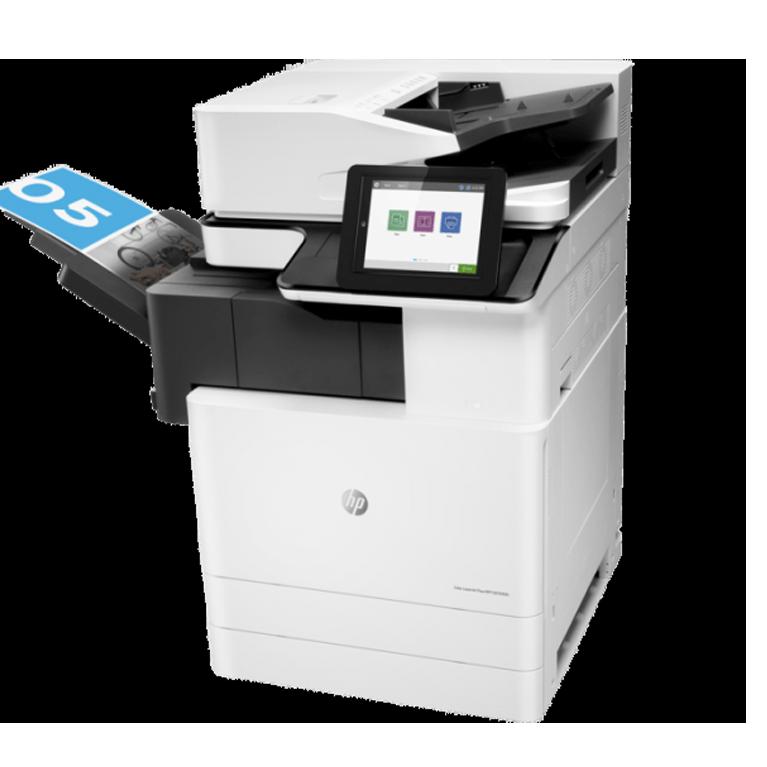 A3 HP Managed LaserJet y PageWide e87640dn