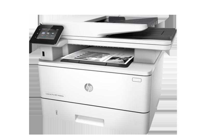 A4 HP LaserJet Pro serie M426dw