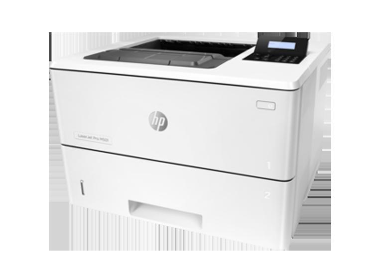 HP LaserJet Pro serie M501dn