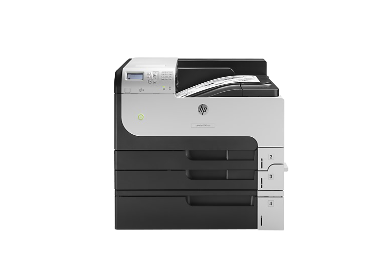 HP A3 LaserJet Enterprise 700 M712xh